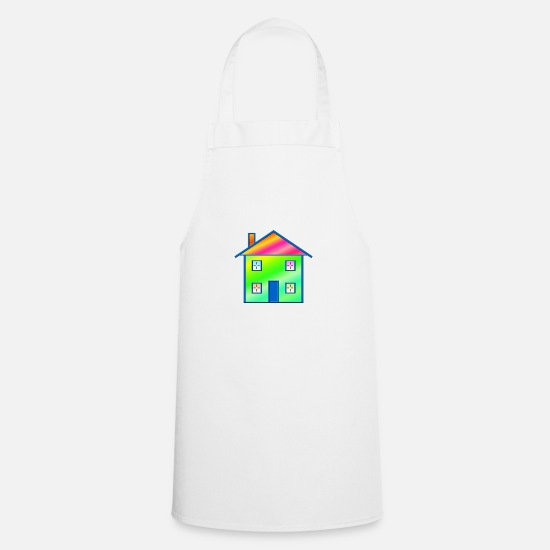 Roof Aprons - House - Apron white