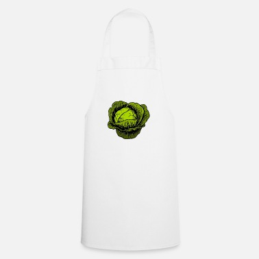 Cabbage cabbage - Apron