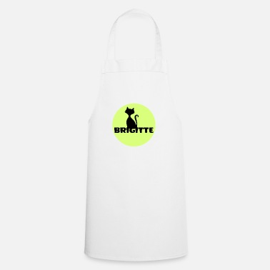 Name Day Brigitte First name name day gift - Apron