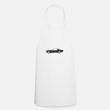Muscle Car Muscle car - Apron