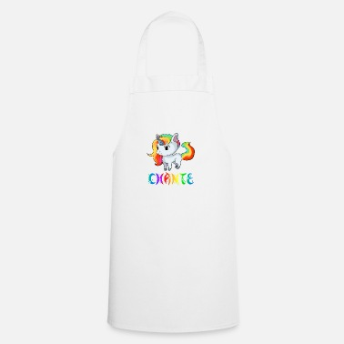 Chant Unicorn Chante - Cooking Apron