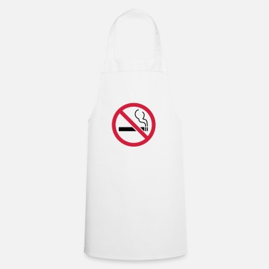 Smoking No smoking No smoking - Apron