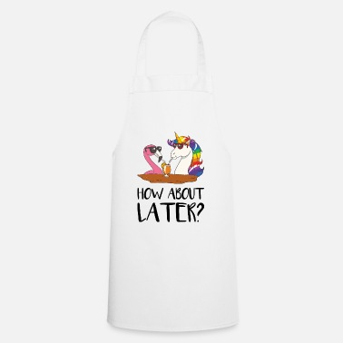 Mythical Creature Funny unicorn saying about unicorns! - Apron