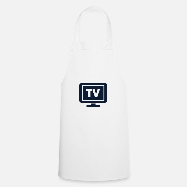 Television television - Cooking Apron