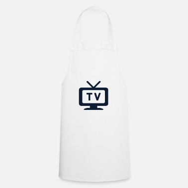 Television Television tv - Cooking Apron