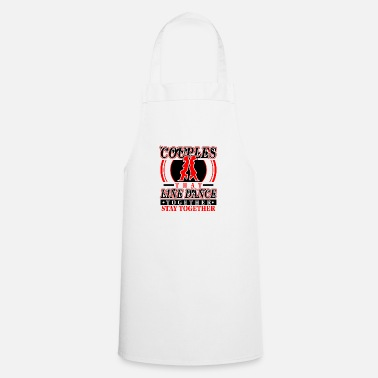 Western Line Dance Quote Line Dancing Saying Funny Cute Co - Apron