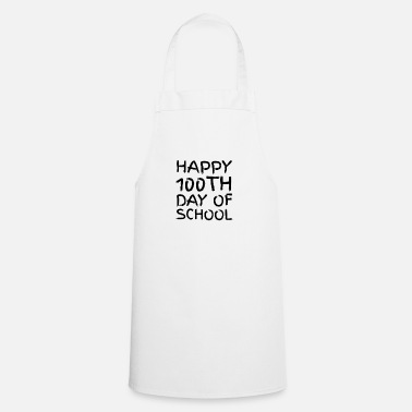 Short Speech On Teachers Day In English 100th day of School Novelty Gifts - Apron