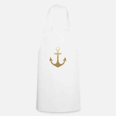 Yacht Anchor Sailing Captain Yacht Boat - Cooking Apron