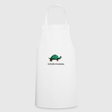 Turtle love turtle tanks love - Cooking Apron