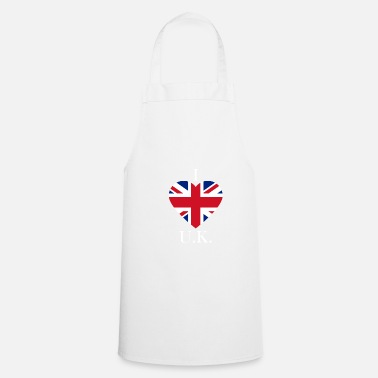 Schland I Love UK - Apron