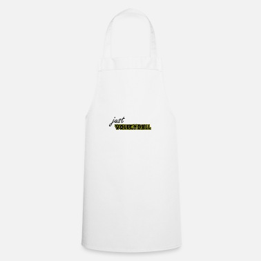 just volleyball - Apron