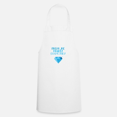 Diamond Diamonds - Diamonds - Diamond - Print - Apron