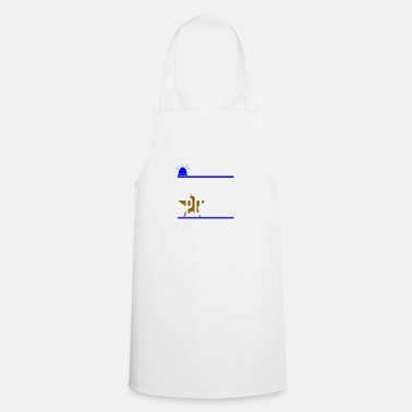 Novelty Party Police Funny Novelty Security - Apron