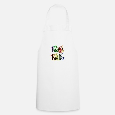 Punk Rock Rock and Roll Punk Rock - Cooking Apron