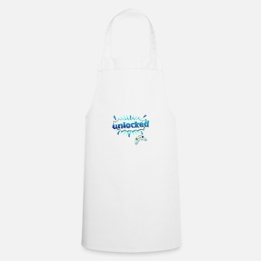 12th Birthday 12th birthday unlocked - Apron