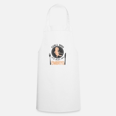 Provocation Black humor provocative - Cooking Apron