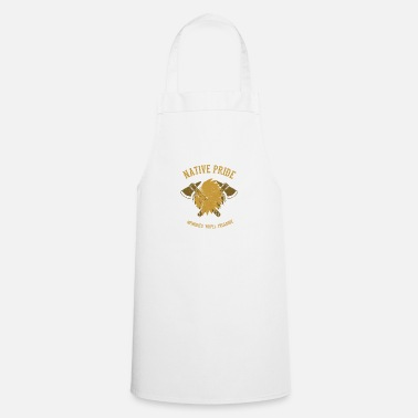 American Indian Native American Indians - Apron