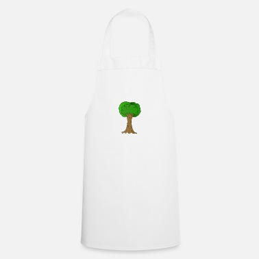 Enviromental Beautiful Nature Tree Tshirt Design Hugger Tree lover Nature Lover - Apron