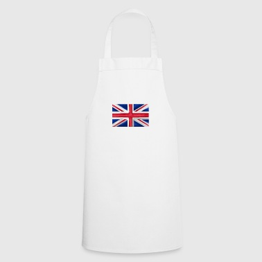 Great Britain Flag Union Jack - Cooking Apron