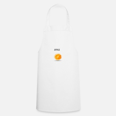 Drinking apple 3 - Apron
