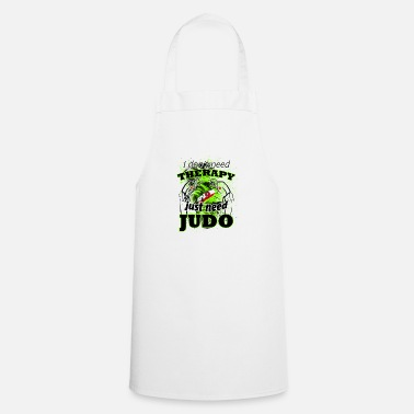 Japanese Art Judo Japanese martial arts personality - Cooking Apron