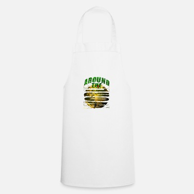 Around around the world - Apron