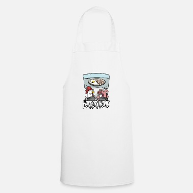 Movie Horror Movie - horror movie for animals - Cooking Apron
