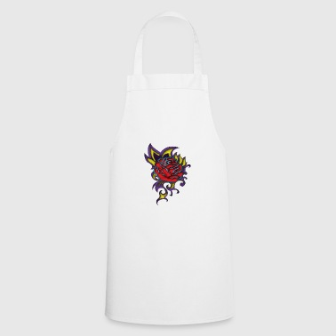 The Rose - Cooking Apron