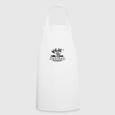 FORK - DINNER - Cooking Apron