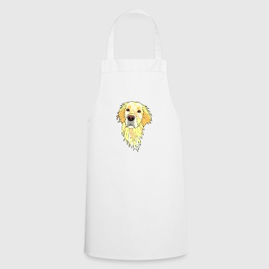 Golden Retriever - Cybele - Cooking Apron