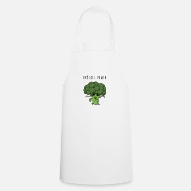Brocoli Power - Apron