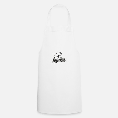 Football Team The Team Leader Football Football - Cooking Apron