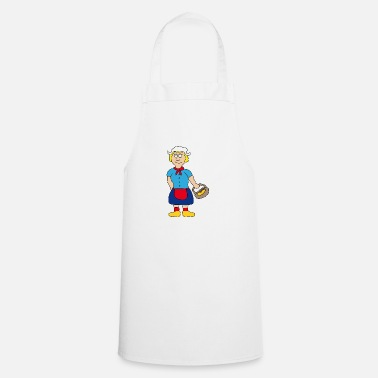 Antje Netherlands Holland | Antje | Cheese clogs - Apron