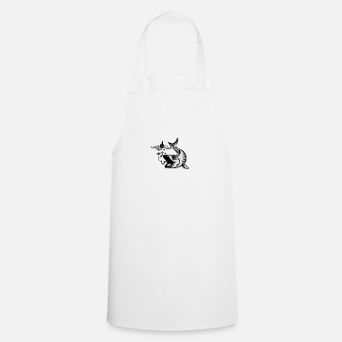 Bait Fish with bait - Apron
