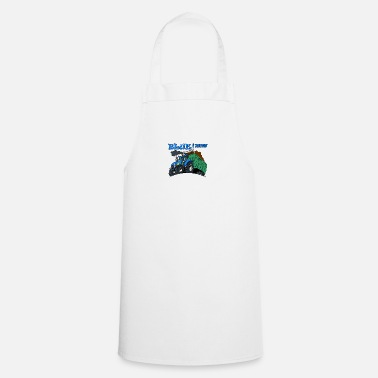 Motion Blue in motion - Cooking Apron
