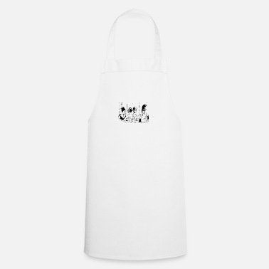 Girlfriend girlfriends - Apron