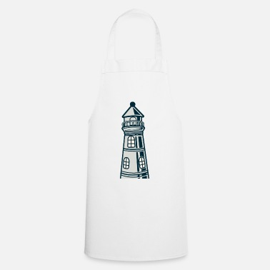 Crook Lighthouse crooked - Apron