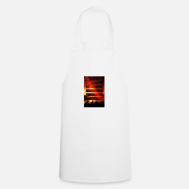 Fire Fire in fire - Apron