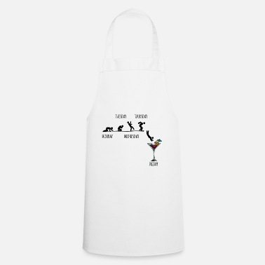 Party Party partying - Apron