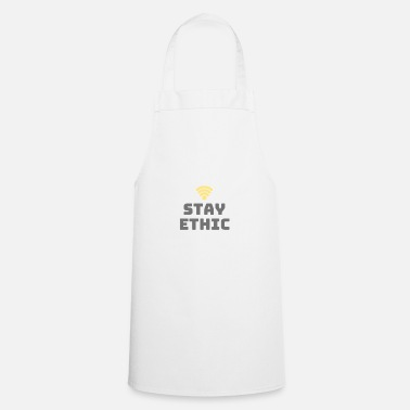 Ethics STAY ETHIC - Apron