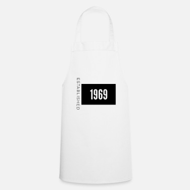 Established Established 1969 - Apron