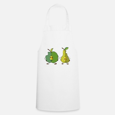 Decoration Apple and pear - Apron