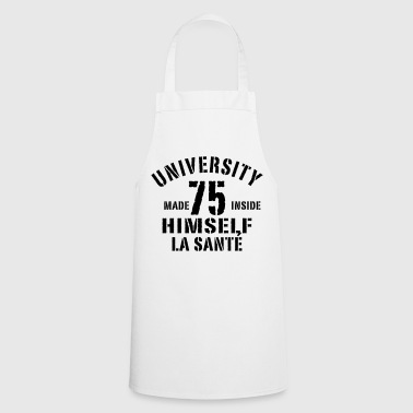 HIMSELF 75 - Tablier de cuisine