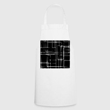 Oh square! - Cooking Apron