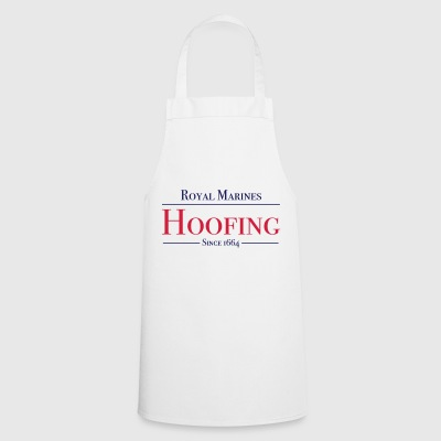 Royal Marines Hoofing Since 1664 - Cooking Apron