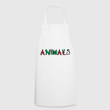 Animals - Animals - Cooking Apron