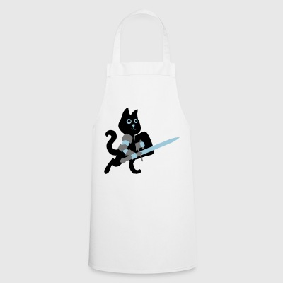cat knight / chivalry Cat - Cooking Apron