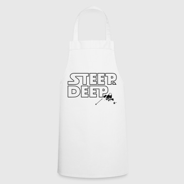 steep deep - Cooking Apron