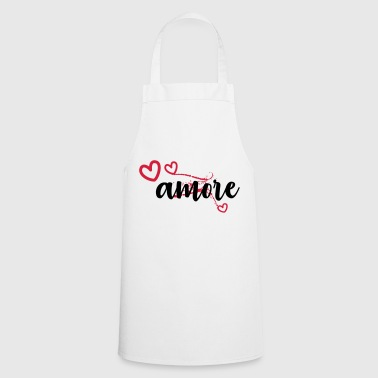 amore - Cooking Apron