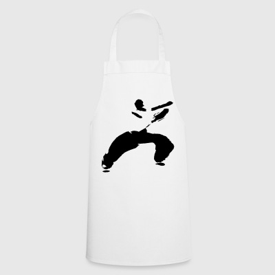 kung fu - Cooking Apron